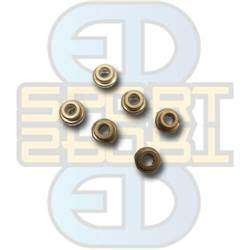 DF Oilless metal bearing - 6mm, 6 pkn.