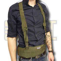 Swiss Arms Molle Waist belte, Oliven