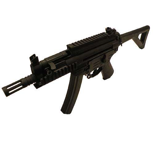 GSG 522 PK Folding Stock & Full metall, AEG