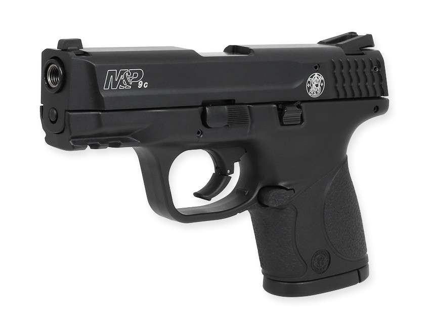 S&W M&P 9C - Full metall & Blow Back, Gass