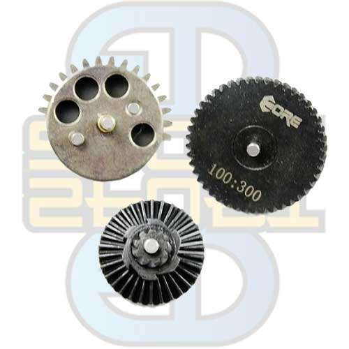 CORE 100:300 High Twist Cant Gears Set