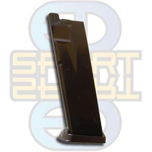 Sig Sauer P226 - Magasin, Gass