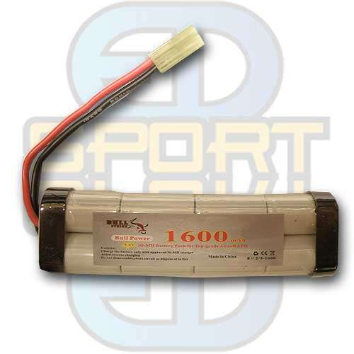 9,6V 1600mAh, Mini type