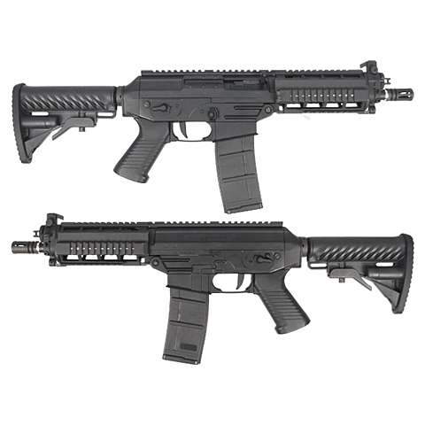 Sig Sauer 556 Shorty - Full Metall & Blow Back, AE