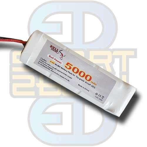 8,4V 5000mAh - Large Type, batteri