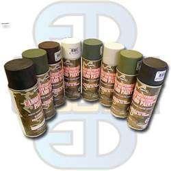 Camo spray