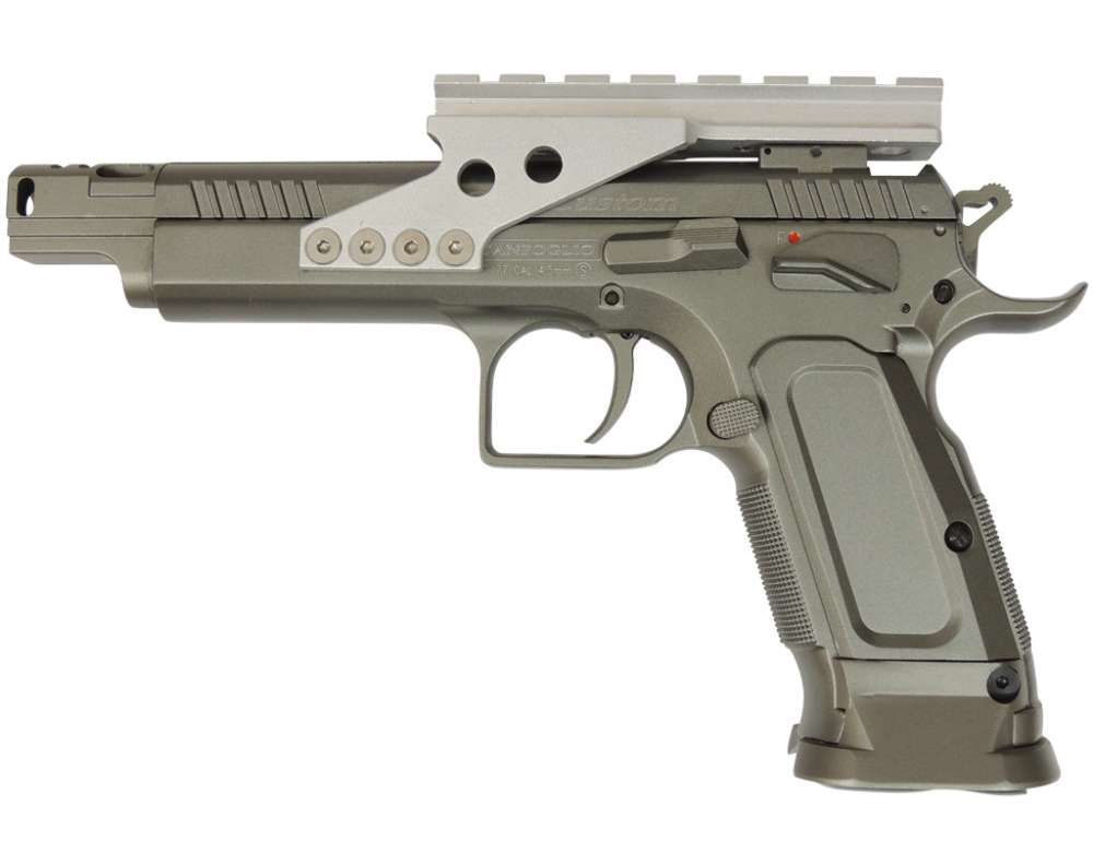 Tanfoglio Gold Custom - Full metal & Blow Back, 4,