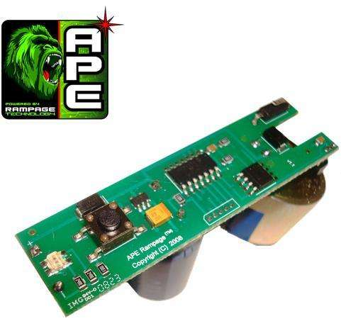 Rampage Board for the X7og A5 HE w/PowerShot Solen