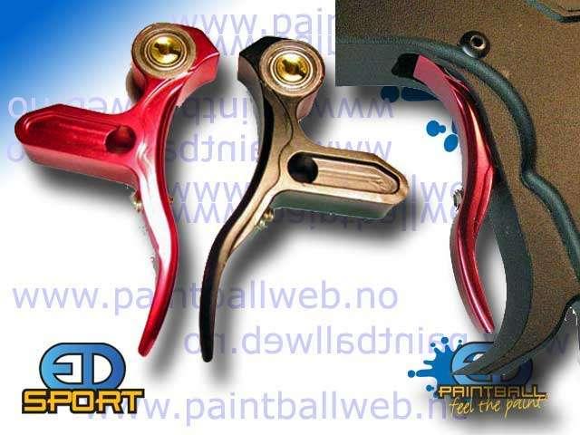 Fingerlock Trigger for Ion, Svart
