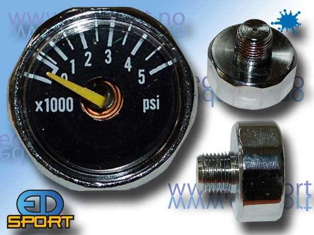 Manometer 0-5000PSI