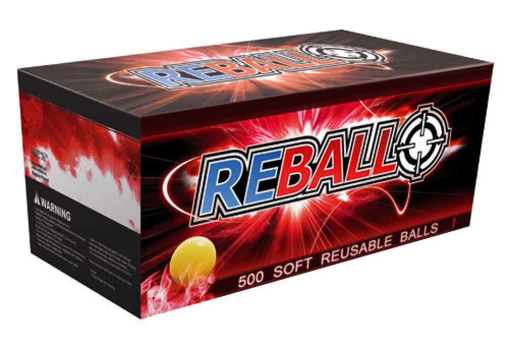 Reball Rental, 500 ball, .68 cal.