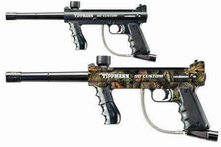 Camouflage Graphics Kits, for Tippmann 98