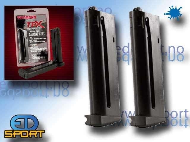 Magasin, Tru-Feed for Tippmann TiPX pistol