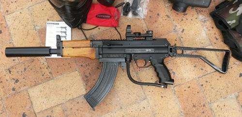 AK Tactical Stock, A5