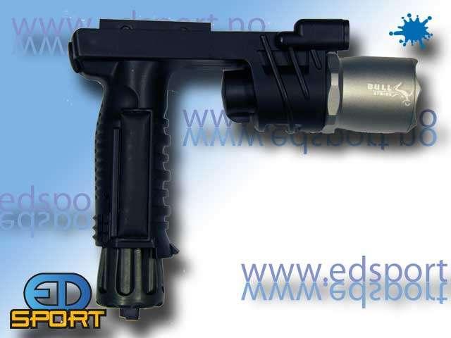 Lykt med frontgrep, M900 Bullstrike