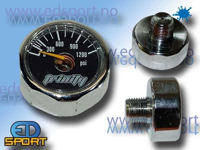 Manometer , 0-1200PSI