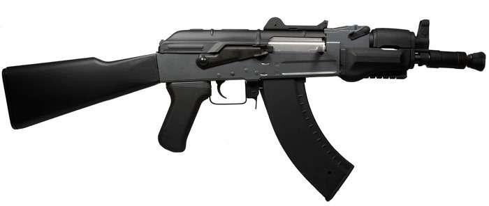 Kalashnikov Spetsnaz, AEG