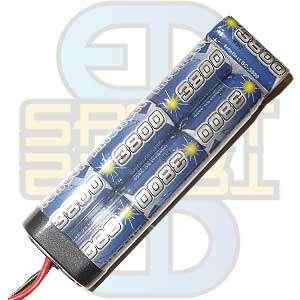 8,4V 3800mAh - Large Type, batteri