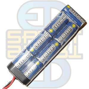 8,4V 3800mAh - Large Type, batteri
