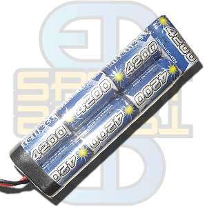 8,4V 4200mAh - Large Type, batteri