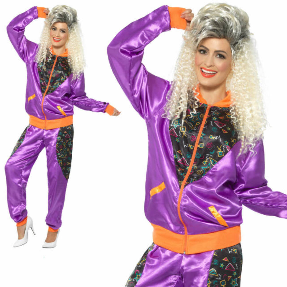 Shell suit Kostyme