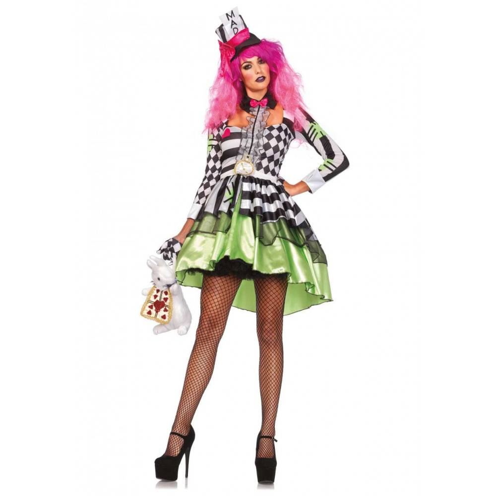 Deliriously Mad Hatter Kostyme