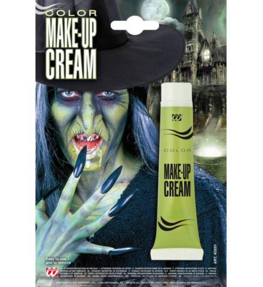 Make-up Cream, Grønn
