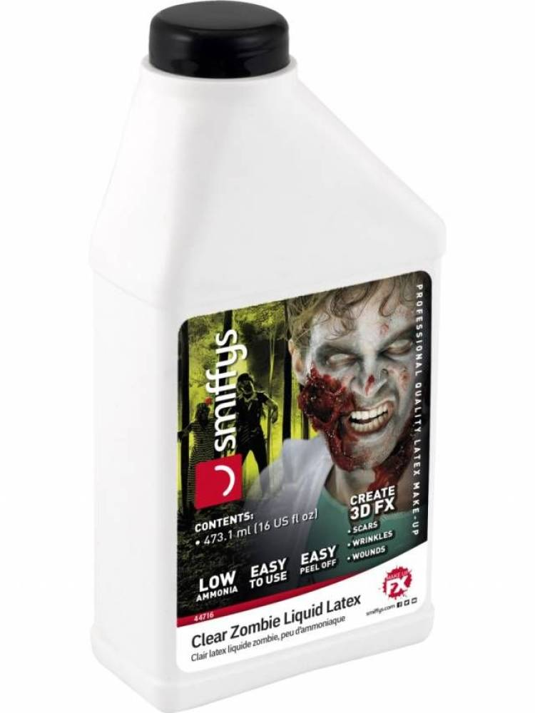 Zombie Liquid Latex