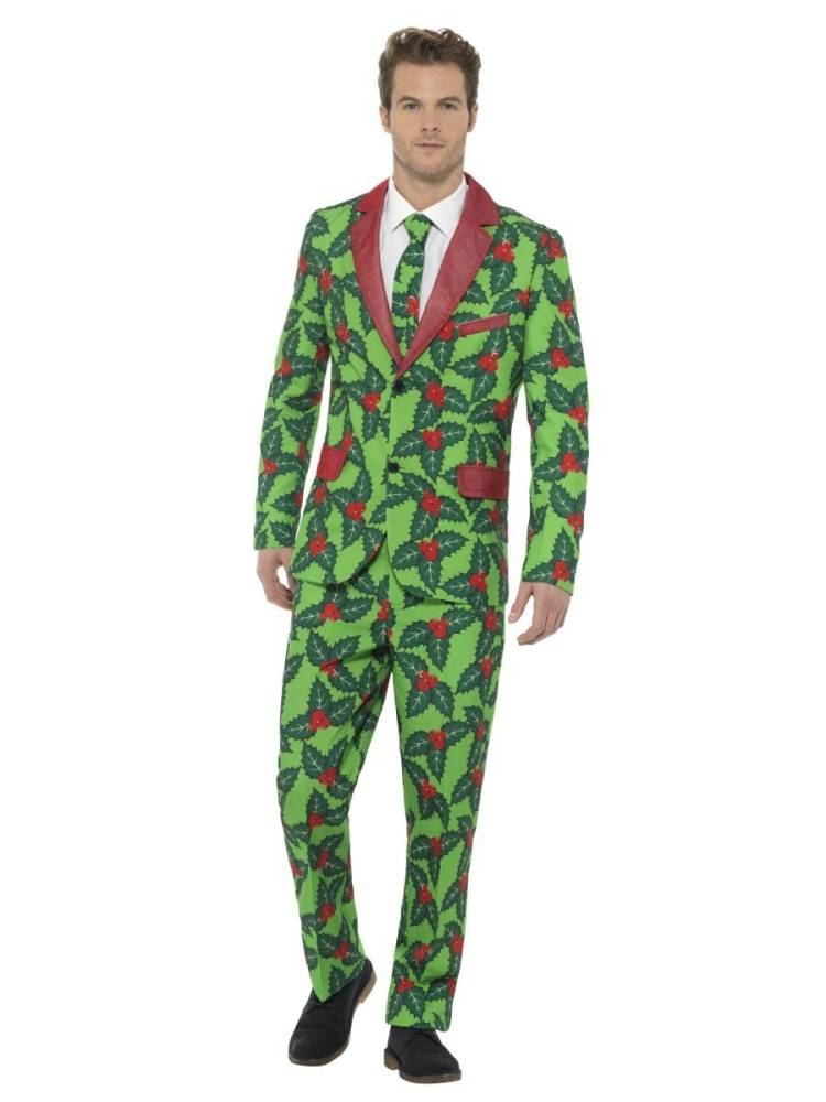 Holly Berry Suit