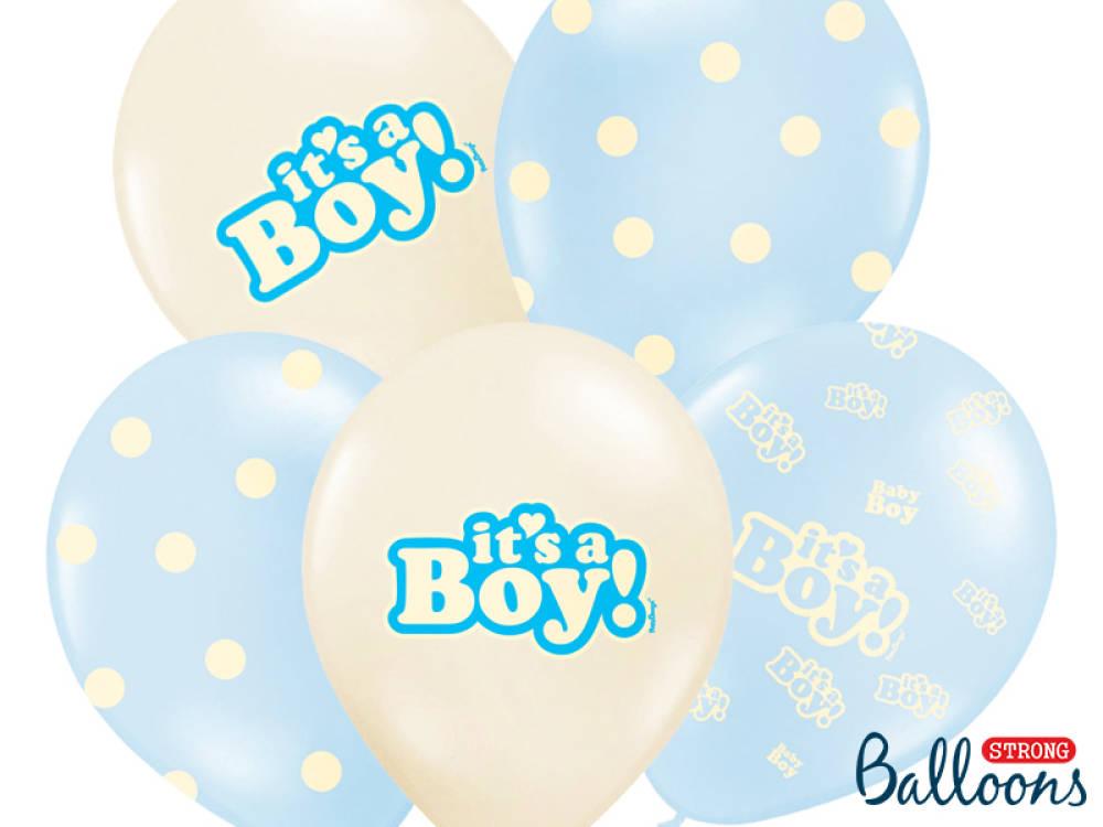 Ballonger - It`s A Boy