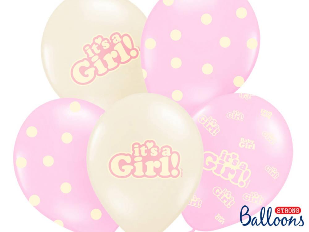 Ballonger - It`s A Girl