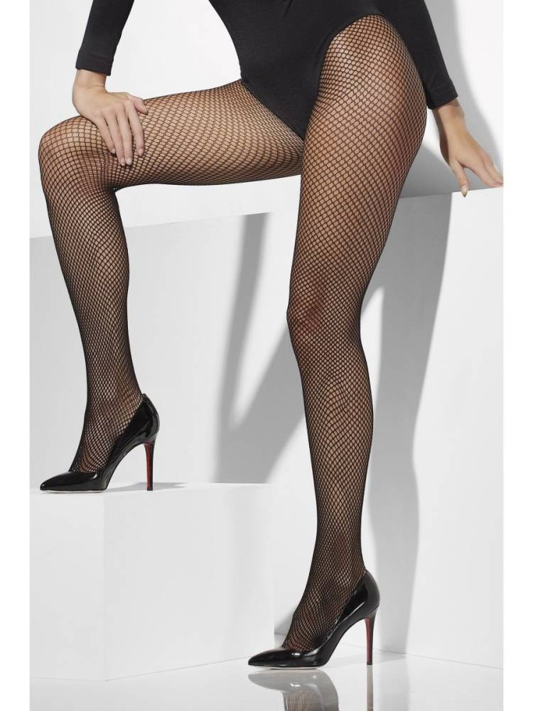 Fishnet tights - Ekstra Large