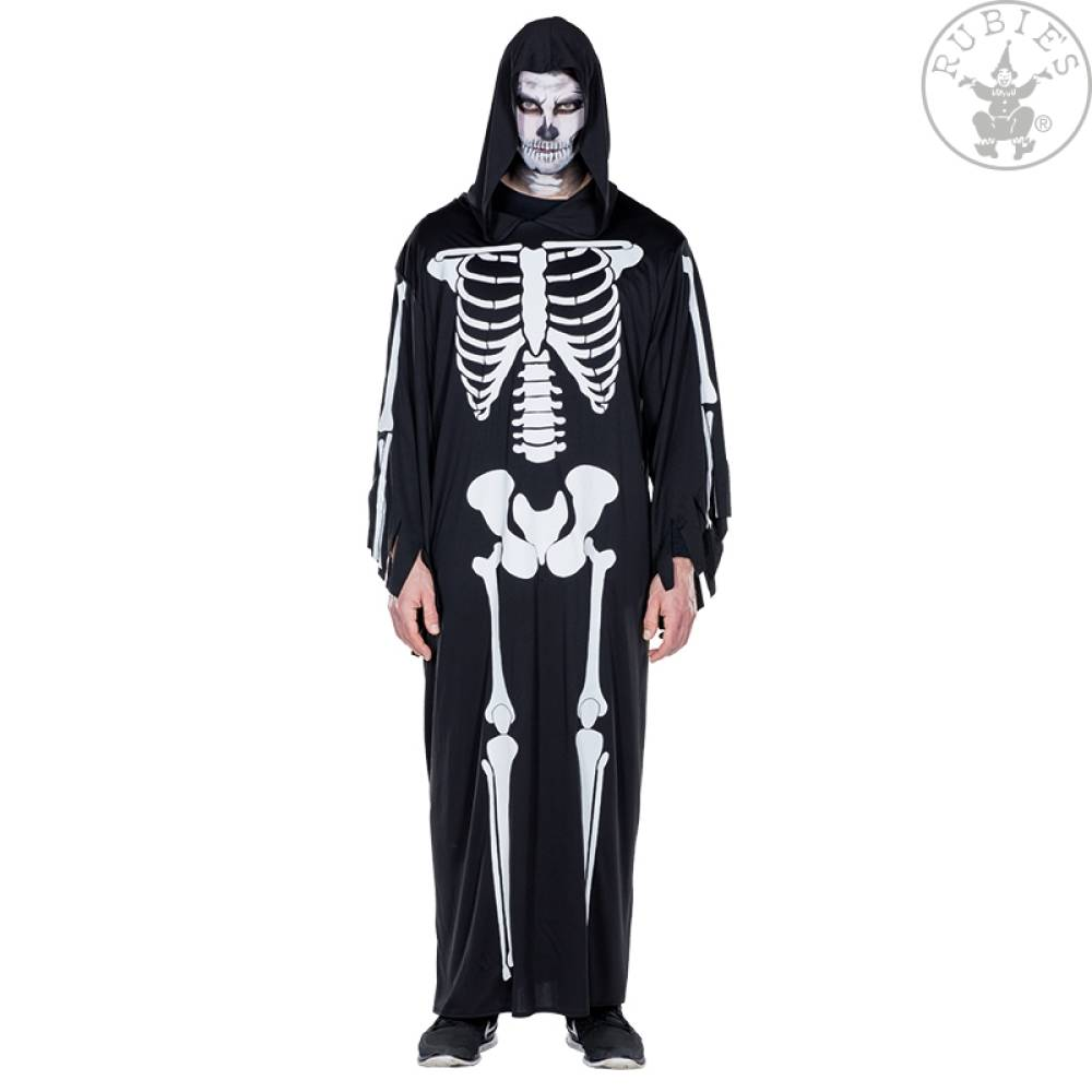 Deluxe Skeleton Robe