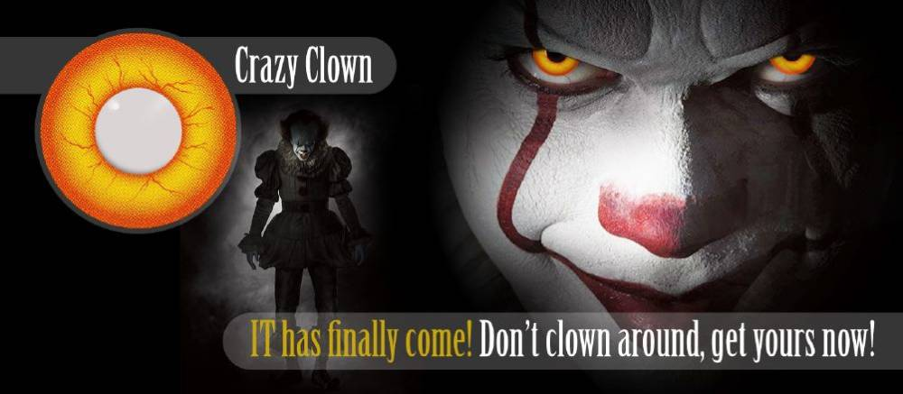 Pennywise linser