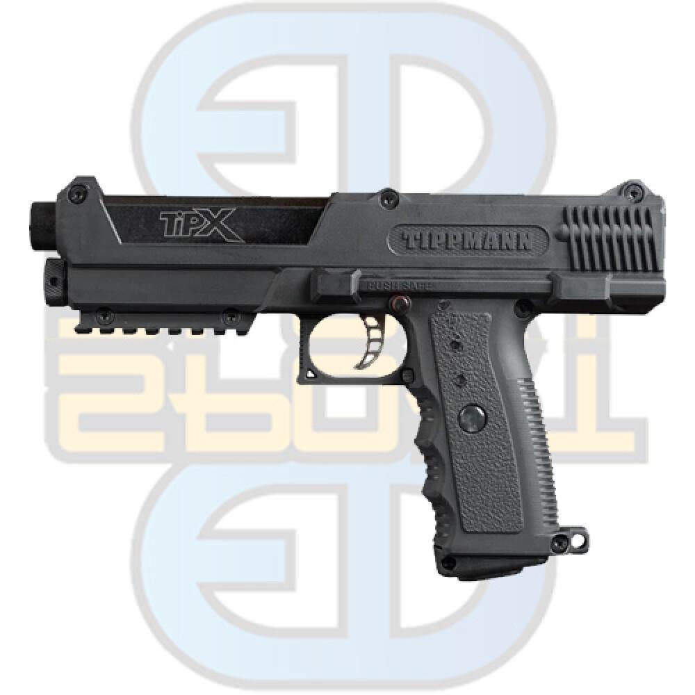 TiPX Pistol, Tippmann, svart