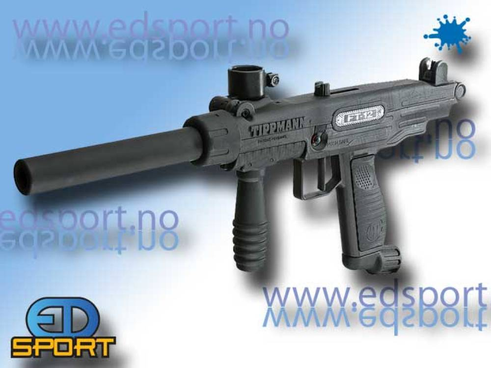 Tippmann FT-12 Flip-Top