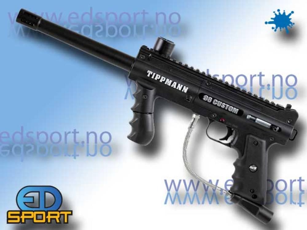 Tippmann Custom 98 PS, Basic