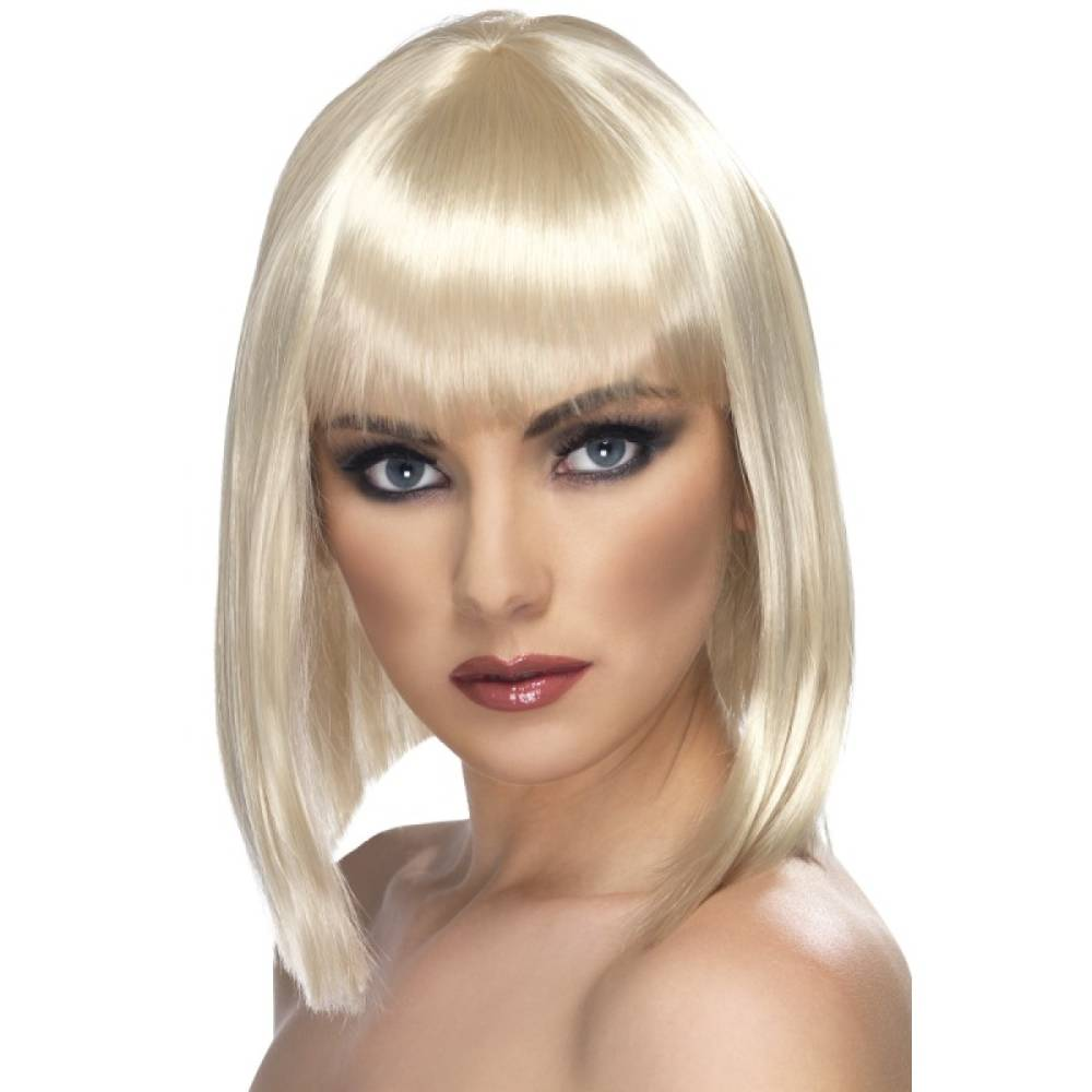 Glam Parykk - Blonde