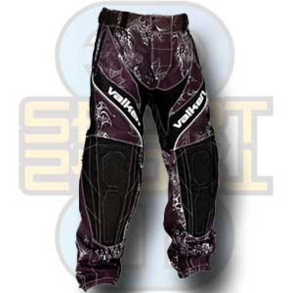 Valken Redemption Pants, Purple Crosses