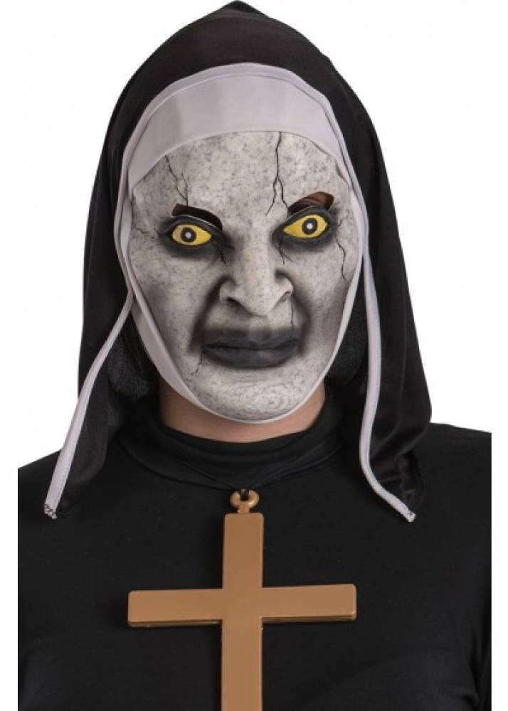 The Nun Maske