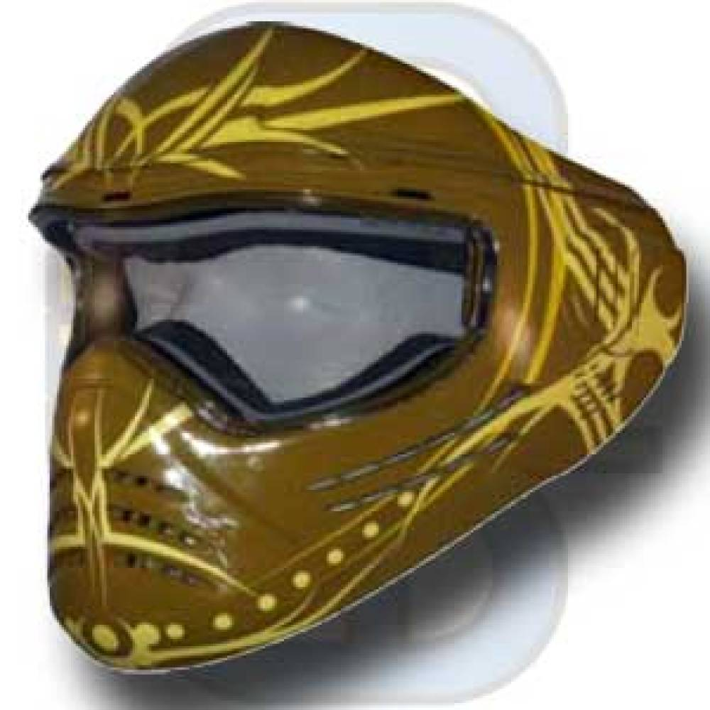 Bull Strike Maske, Hunter