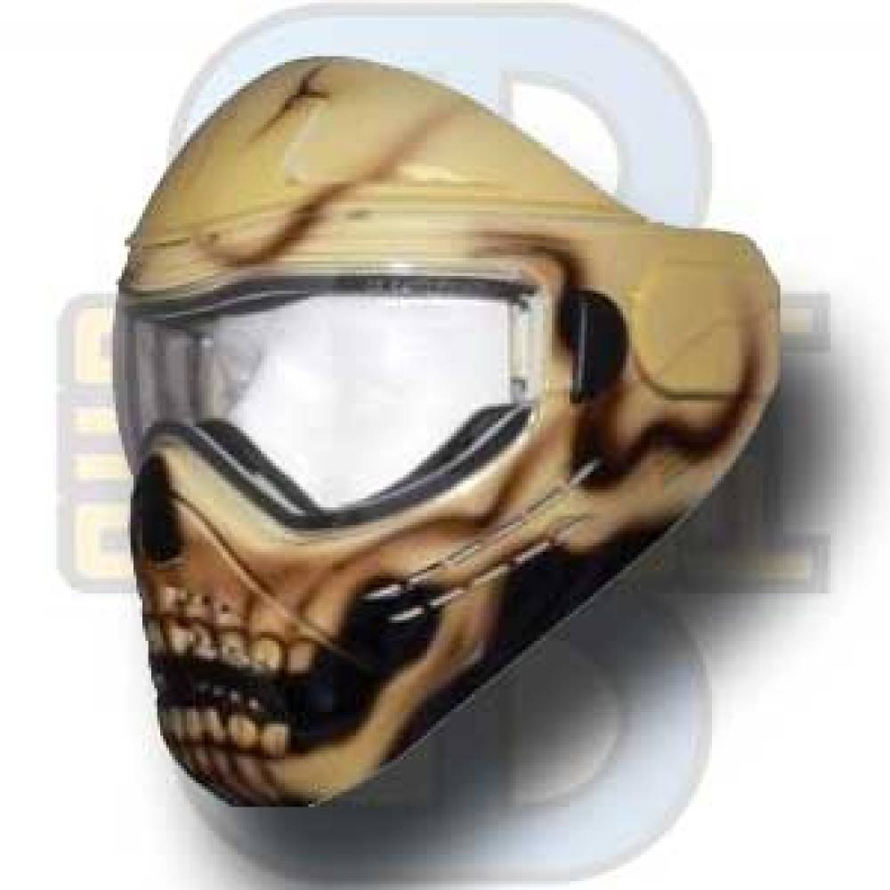 Bull Strike Maske, PaleSkull