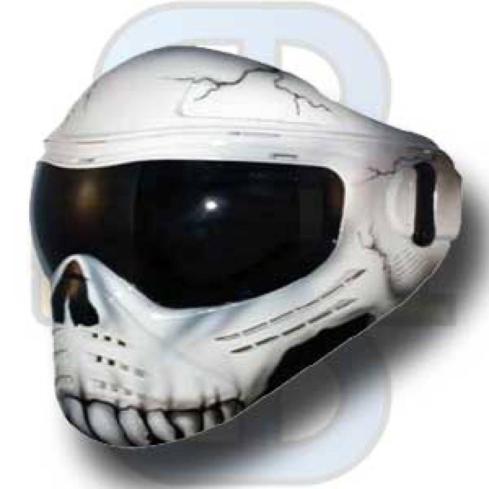 Bull Strike Maske, Skull