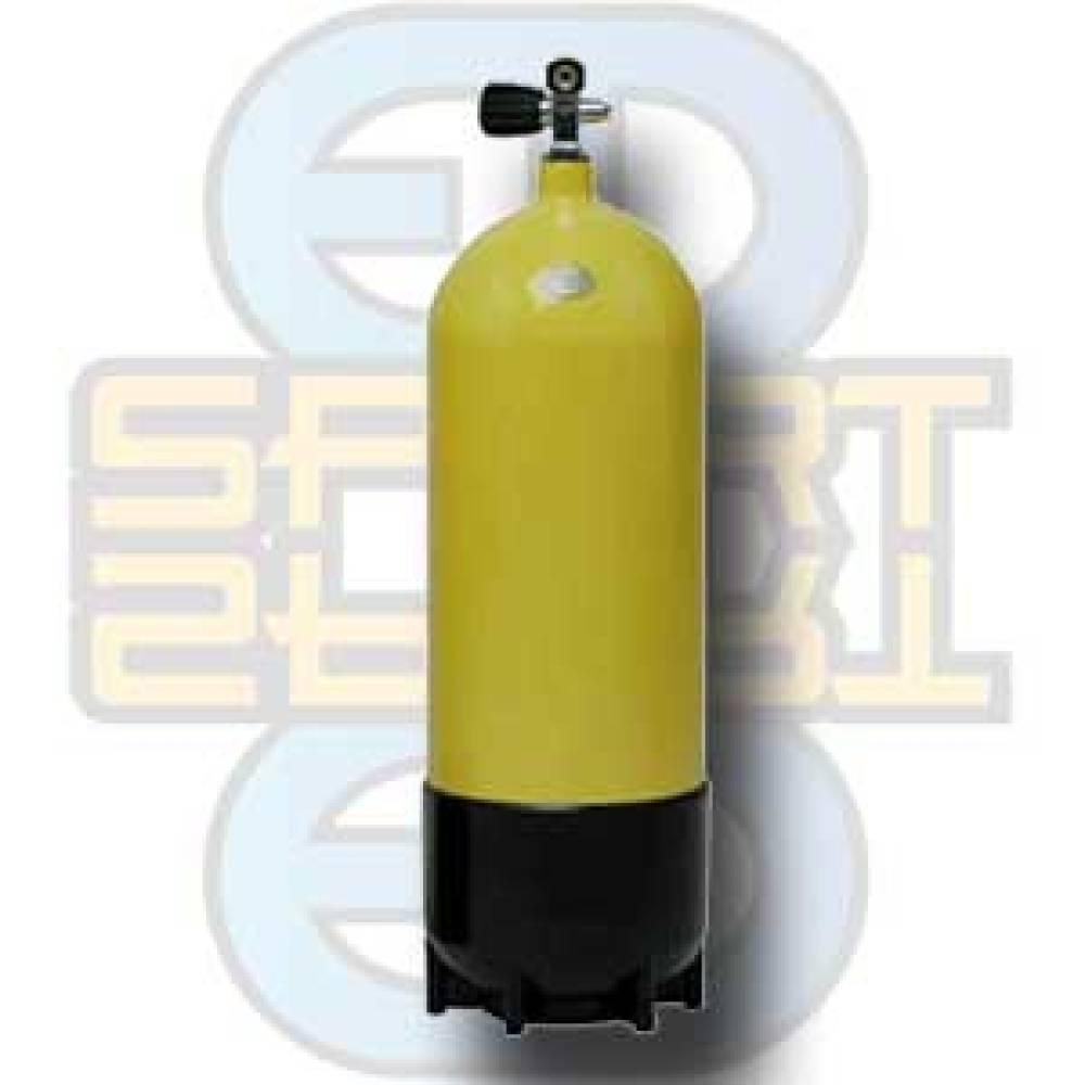 Dykkerflaske, 15 liter / 232bar