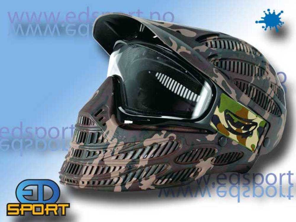 JT Proflex 8 Thermal, Head Shield, Camo