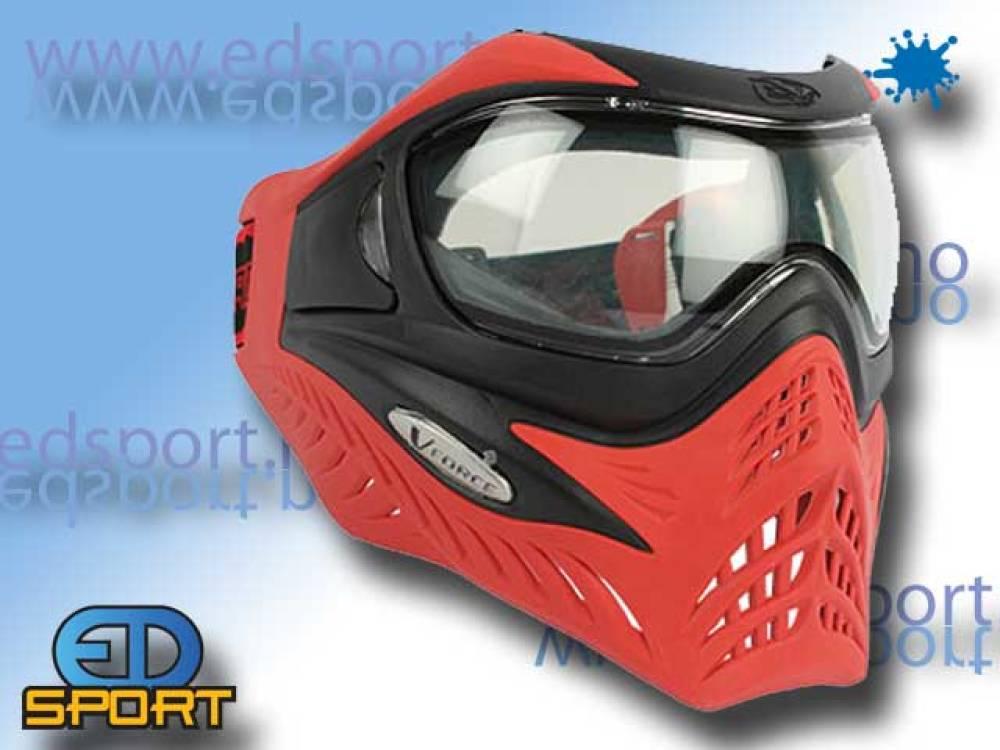 VForce Grill Thermal SE Black on Red
