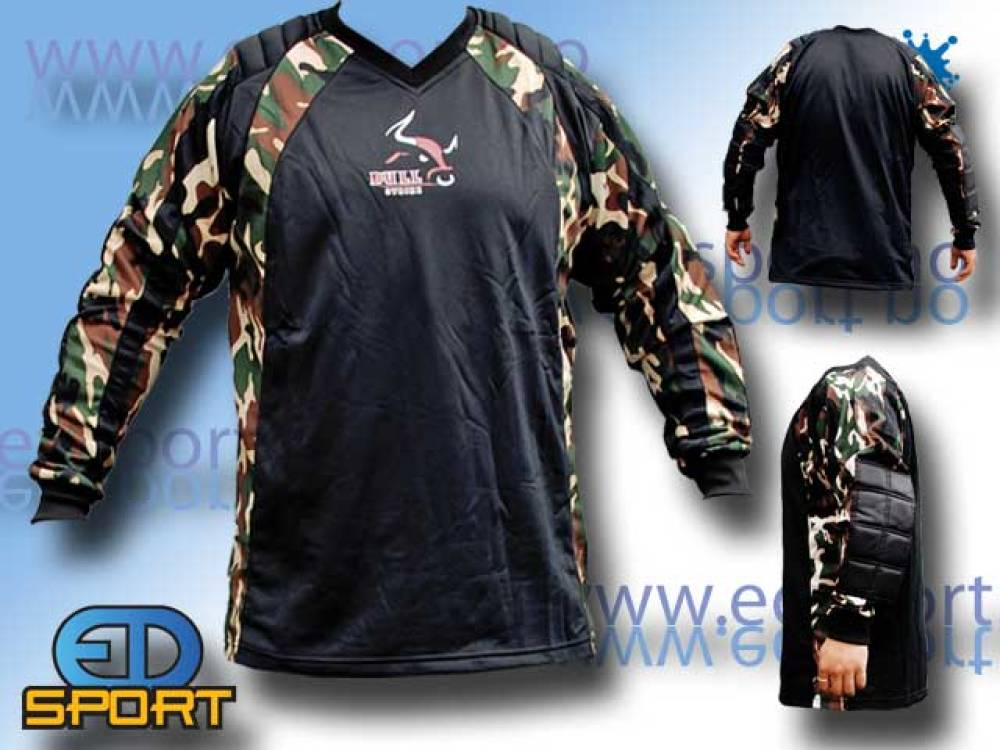 Bullstrike jersey, Woodland
