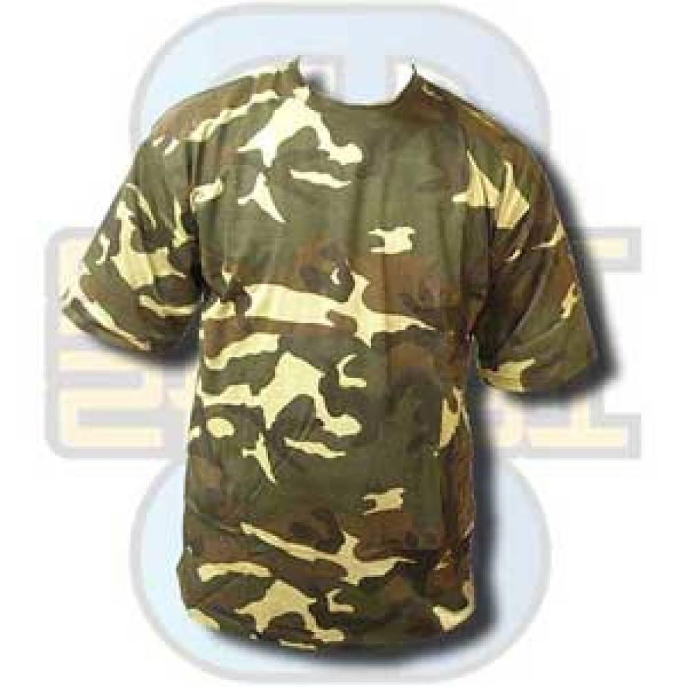 T-Skjorte Kamo mønster