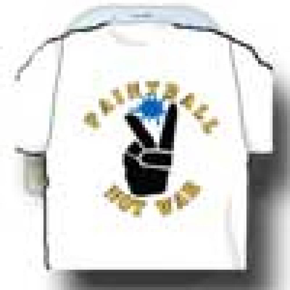 T-Skjorte ED-Sport Paintball Not War