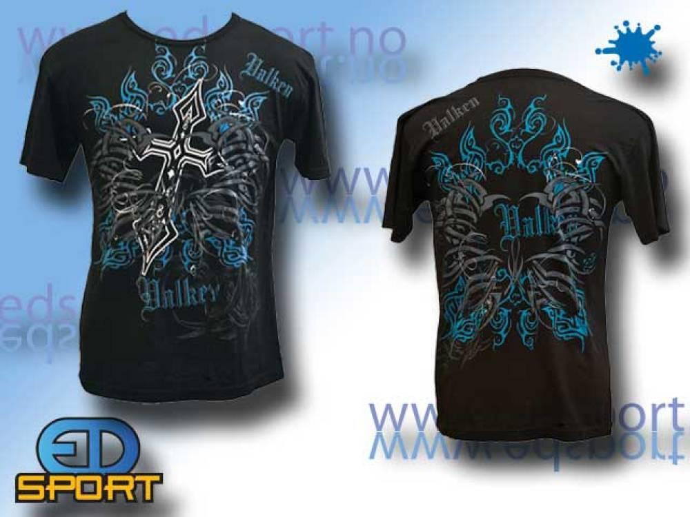 T-Skjorte Valken Blue Cross